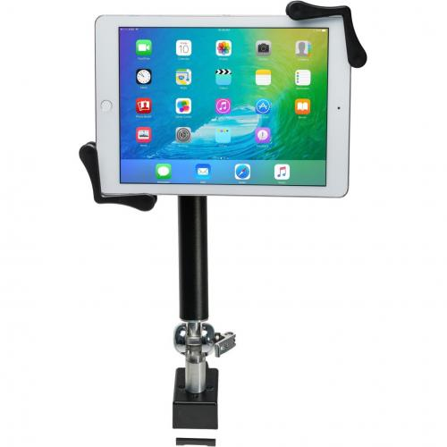 CTA Digital Clamp Mount For Tablet, IPad, IPad Pro, IPad Mini, IPad Air Alternate-Image7/500
