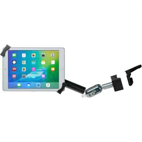 CTA Digital Multi Flex Clamp Mount For Tablet, IPad Pro, IPad Air, IPad Mini Alternate-Image7/500