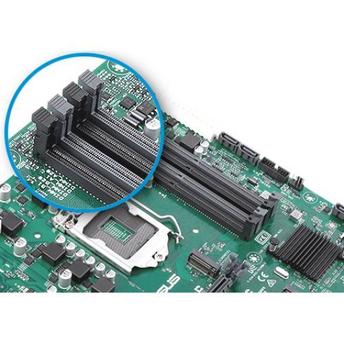 Asus Prime Q370M C/CSM Desktop Motherboard   Intel Chipset   Socket H4 LGA 1151   Intel Optane Memory Ready   Micro ATX Alternate-Image7/500