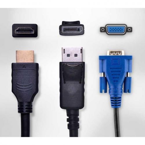 "Viewsonic VX3276 Mhd 31.5"" Full HD LED LCD Monitor   16:9   Metallic Silver Alternate-Image7/500"