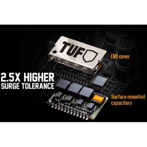 TUF Z390 PLUS GAMING (Wi Fi) Desktop Motherboard   Intel Chipset   Socket H4 LGA 1151 Alternate-Image7/500