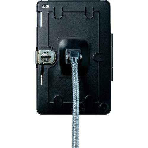 CTA Digital Compact Security Gooseneck Floor Stand Alternate-Image7/500