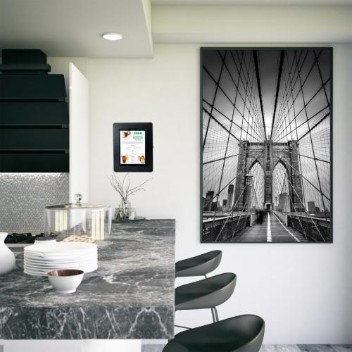 CTA Digital Wall Mount For IPad, Tablet, IPad Pro, IPad Air Alternate-Image7/500