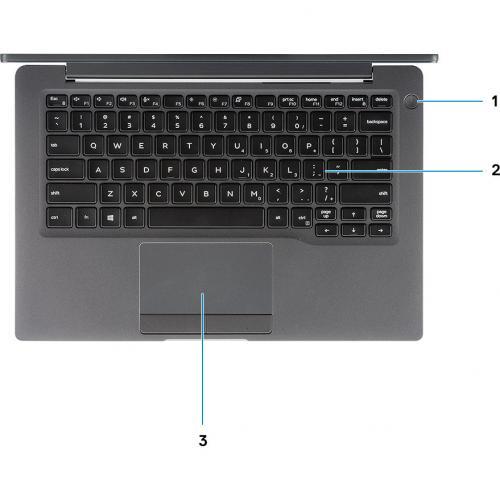 """Dell Latitude 7000 7300 13.3"""" Notebook   1920 X 1080   Intel Core I7 (8th Gen) I7 8665U Quad Core (4 Core) 1.90 GHz   16 GB RAM   256 GB SSD Alternate-Image7/500"""