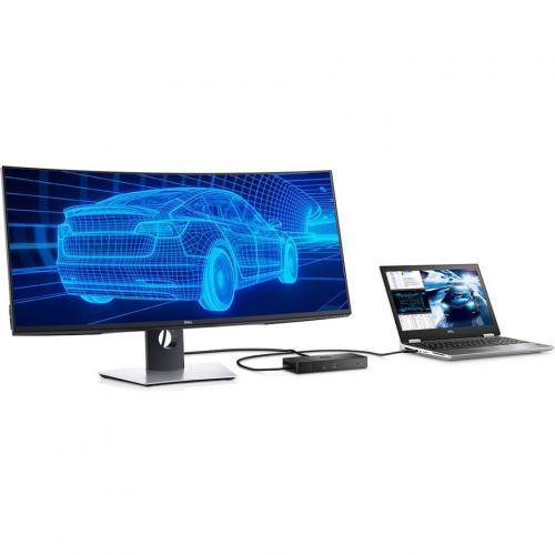 """Dell Precision 7000 7540 15.6"""" Mobile Workstation   1920 X 1080   Intel Core I7 (9th Gen) I7 9850H Hexa Core (6 Core) 2.60 GHz   8 GB RAM   512 GB SSD   Silver Alternate-Image7/500"""