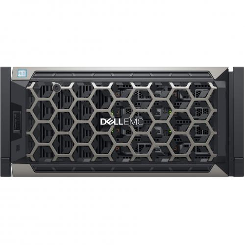Dell EMC PowerEdge T440 5U Tower Server   2 X Xeon Silver 4208   32 GB RAM   1 TB (1 X 1 TB) HDD   12Gb/s SAS, Serial ATA/600 Controller Alternate-Image7/500