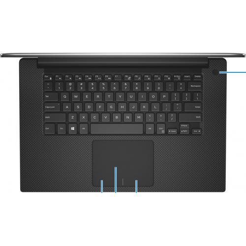 "Dell XPS 15 7590 15.6"" Notebook   1920 X 1080   Intel Core I7 (9th Gen) I7 9750H Hexa Core (6 Core)   16 GB RAM   512 GB SSD   Silver Alternate-Image7/500"