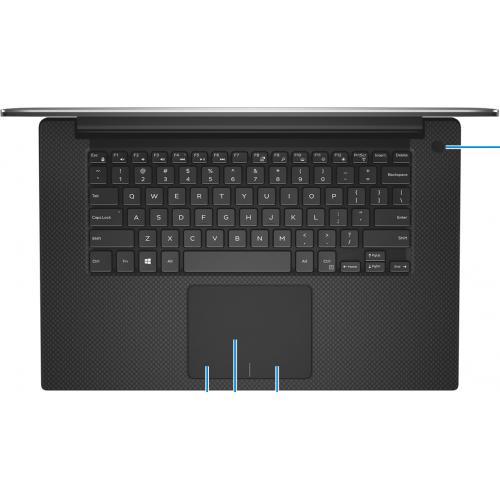"Dell XPS 15 7590 15.6"" Touchscreen Notebook   3840 X 2160   Intel Core I7 (9th Gen) I7 9750H Hexa Core (6 Core)   32 GB RAM   1 TB SSD   Silver Alternate-Image7/500"