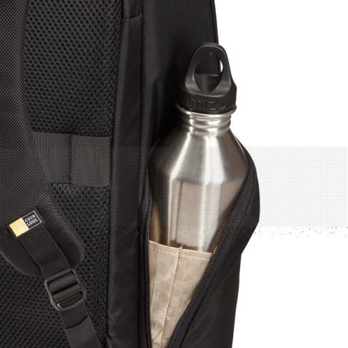 "Case Logic Notion Carrying Case (Backpack) For 15.6"" Notebook   Black Alternate-Image7/500"