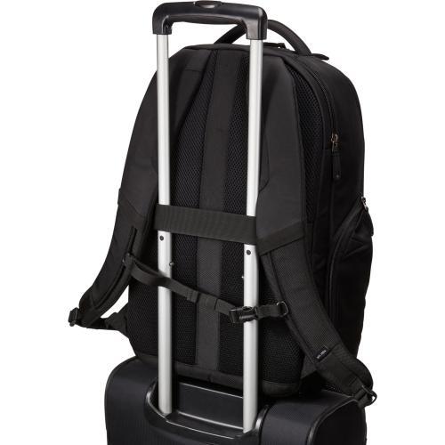 "Case Logic Notion Carrying Case (Backpack) For 17"" To 17.3"" Notebook   Black Alternate-Image7/500"