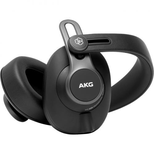 AKG K371 Over Ear, Closed Back Foldable Studio Headphones Alternate-Image7/500