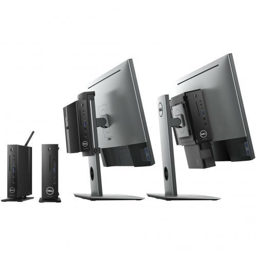 Wyse 5000 5070 Thin ClientIntel Celeron J4105 Quad Core (4 Core) 1.50 GHz Alternate-Image7/500