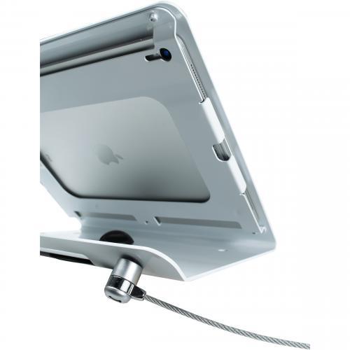 CTA Digital Rotating Theft Deterrent Kiosk Stand For IPad Pro 12.9 Gen. 3 Alternate-Image7/500