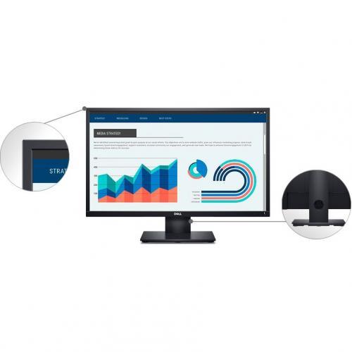 """Dell E2420HS 23.8"""" Full HD LED LCD Monitor   16:9 Alternate-Image7/500"""