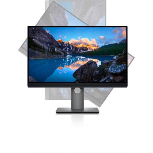 "Dell UP2720Q 27"" UltraSharp 4K Premier Color Monitor   3840 X 2160 4k Display @ 60 Hz   6 Ms Response Time   In Plane Switching (IPS) Technology   100% Color Gamut   WLED Backlight Technology Alternate-Image7/500"