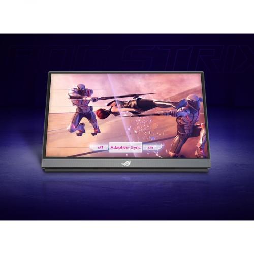 "Asus ROG Strix XG17AHPE 17.3"" Full HD Gaming LCD Monitor   16:9   Black Alternate-Image7/500"