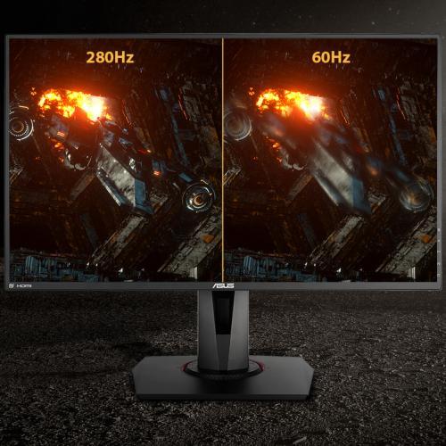 "Asus Gaming VG279QM 27"" Full HD WLED Gaming LCD Monitor   16:9   Black Alternate-Image7/500"