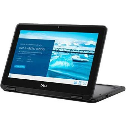 "Dell Chromebook 11 3000 3100 11.6"" Chromebook   HD   1366 X 768   Intel Celeron N4020 Dual Core (2 Core)   4 GB RAM   16 GB Flash Memory Alternate-Image7/500"