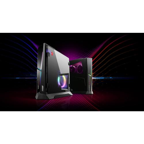MSI MEG Trident X 10th 10SD 864US Gaming Desktop Computer   Intel Core I7 10th Gen I7 10700K(F)   32 GB RAM DDR4 SDRAM   1 TB SSD Alternate-Image7/500