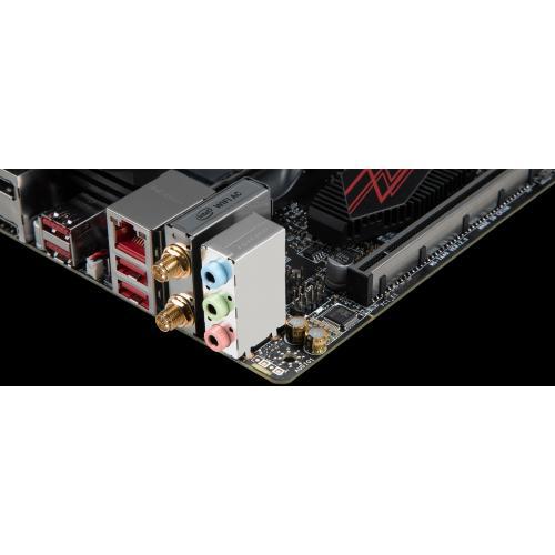 MSI B450I GAMING PLUS MAX WIFI Desktop Motherboard   AMD Chipset   Socket AM4   Mini ITX Alternate-Image7/500