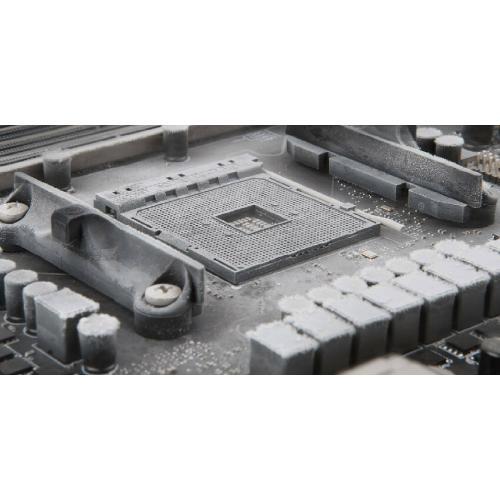 MSI B450M BAZOOKA MAX WIFI Desktop Motherboard   AMD Chipset   Socket AM4   Micro ATX Alternate-Image7/500