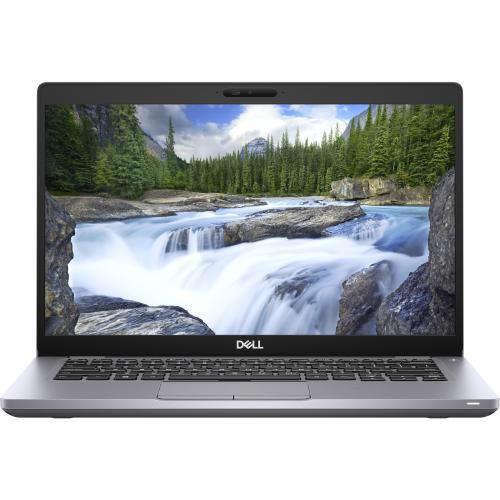 """Dell Latitude 5000 5410 14"""" Touchscreen Notebook   Full HD   1920 X 1080   Intel Core I7 (10th Gen) I7 10610U Quad Core (4 Core) 1.80 GHz   16 GB RAM   512 GB SSD   Gray Alternate-Image7/500"""