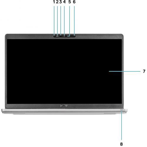 """Dell Latitude 5000 5511 15.6"""" Notebook   Full HD   1920 X 1080   Intel Core I5 (10th Gen) I5 10400H Quad Core (4 Core) 2.60 GHz   16 GB RAM   256 GB SSD Alternate-Image7/500"""
