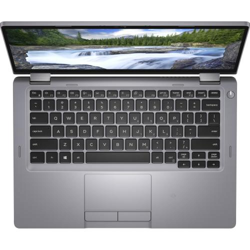 """Dell Latitude 5000 5310 13.3"""" Touchscreen 2 In 1 Notebook   Full HD   1920 X 1080   Intel Core I7 (10th Gen) I7 10610U Quad Core (4 Core) 1.80 GHz   16 GB RAM   256 GB SSD   Titan Gray Alternate-Image7/500"""
