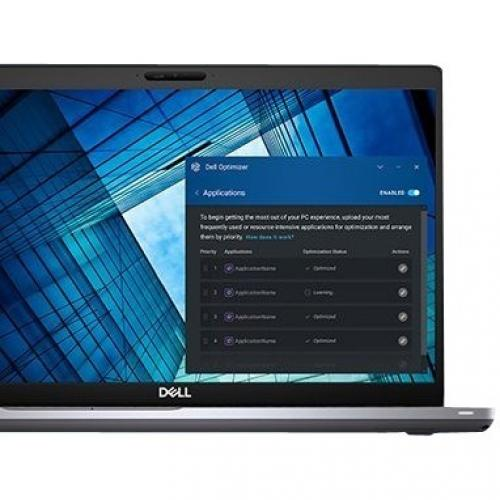 "Dell Precision 3000 3550 15.6"" Mobile Workstation   Full HD   1920 X 1080   Intel Core I7 (10th Gen) I7 10510U Quad Core (4 Core) 1.80 GHz   16 GB RAM   512 GB SSD Alternate-Image7/500"