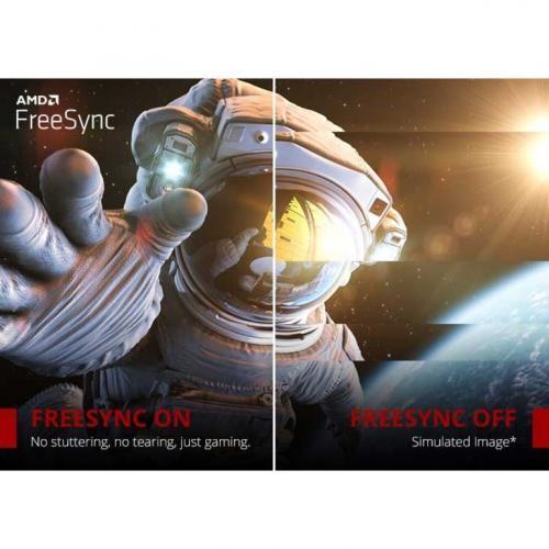 "Viewsonic XG2705 27"" Full HD LED Gaming LCD Monitor   16:9   Black Alternate-Image7/500"