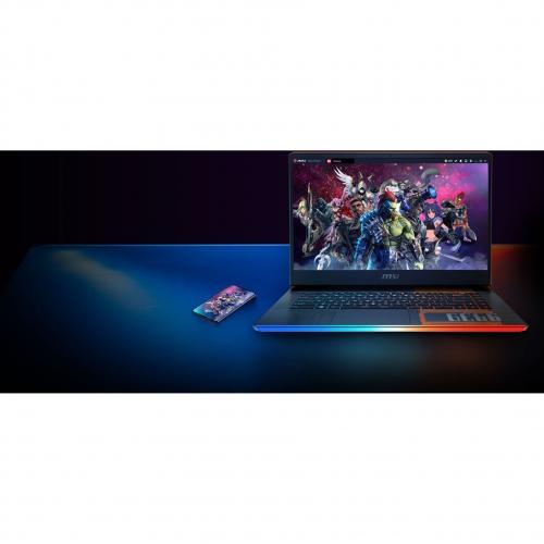 "MSI GE66 Raider GE66 Raider Dragonshield 10SFS 426 15.6"" Gaming Notebook   Full HD   1920 X 1080   Intel Core I9 (10th Gen) I9 10980HK 2.40 GHz   32 GB RAM   1 TB SSD Alternate-Image7/500"