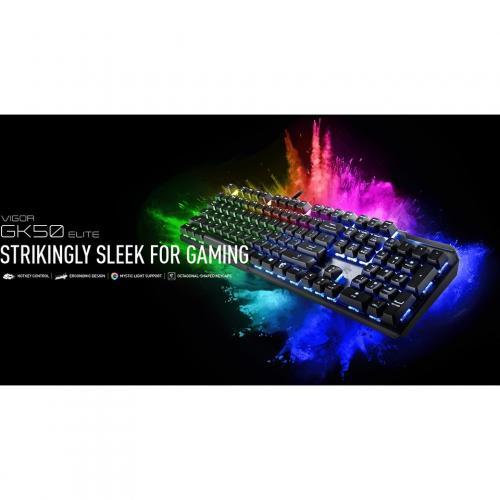 MSI VIGOR GK50 ELITE Gaming Keyboard Alternate-Image7/500