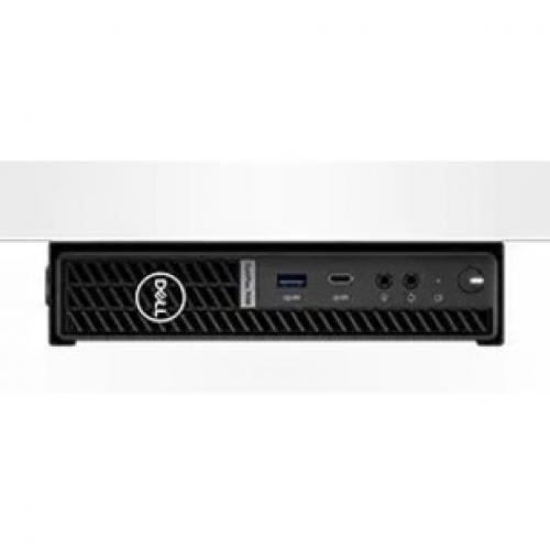 Dell OptiPlex 3000 3080 Desktop Computer   Intel Core I3 10th Gen I3 10100T Quad Core (4 Core) 3 GHz   8 GB RAM DDR4 SDRAM   256 GB SSD   Micro PC Alternate-Image7/500