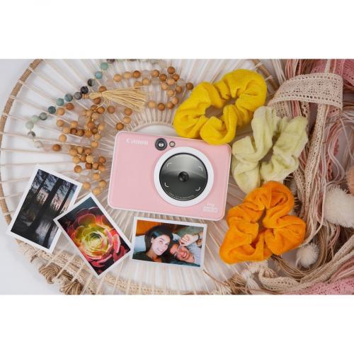 Canon IVY CLIQ+2 8 Megapixel Instant Digital Camera   Rose Gold Alternate-Image7/500