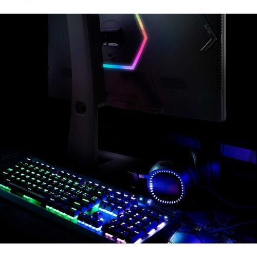 "Viewsonic Elite XG270Q 27"" LED Gaming Monitor Black   2560 X 1440 LCD Display   120 Hz Refresh Rate   16.7 Million Colors   1ms Response Time   Backlight LED Technology Alternate-Image7/500"