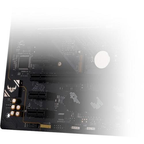 TUF GAMING B450 PLUS II Desktop Motherboard   AMD Chipset   Socket AM4   ATX Alternate-Image7/500