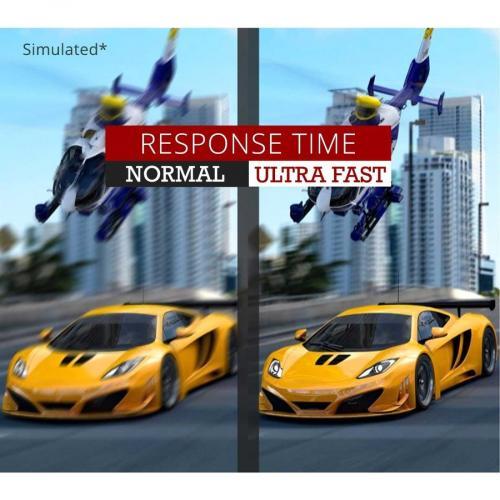 "Viewsonic XG2705 2K 27"" WQHD LED Gaming LCD Monitor   16:9   Black Alternate-Image7/500"