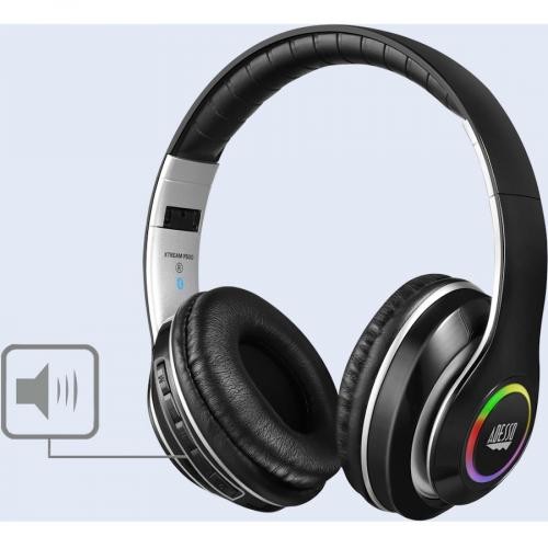 Xtream P500   Bluetooth Stereo Headphone With Built In Microphone Alternate-Image7/500