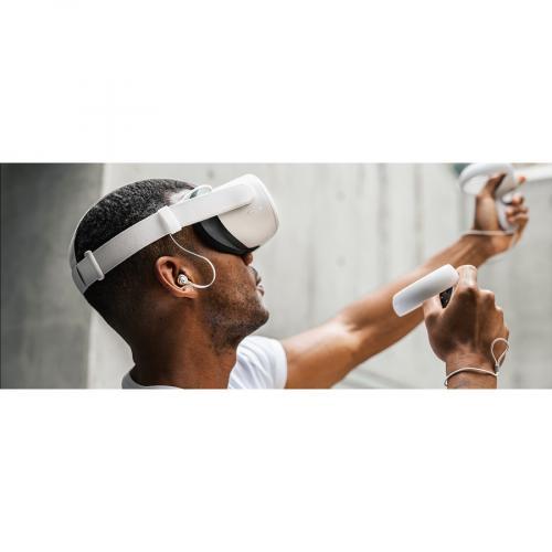 Logitech G333 VR Gaming Earphones For Oculus Quest 2 Alternate-Image7/500