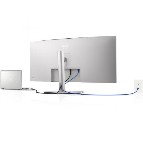 "Dell UltraSharp U4021QW 39.7"" WUHD Curved Screen LCD Monitor Alternate-Image7/500"