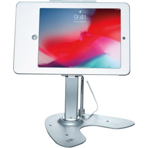 CTA Digital Anti Theft Security Kiosk Stand???For Ipad 2 4 & Ipad Air 1 2 Alternate-Image8/500