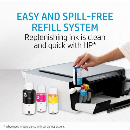 HP 972A | PageWide Cartridge | Yellow | Works With HP PageWide Pro 452 Series, 477 Series, 552dw, 577 Series | L0R92AN Alternate-Image8/500