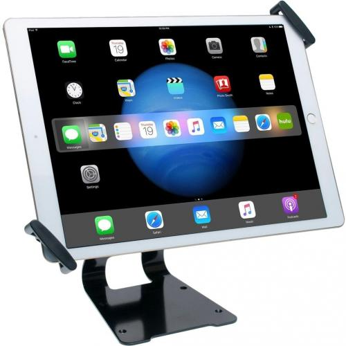"""CTA Digital Adjustable Anti Theft Security Grip And Stand For Large Tablets 9.7""""   14"""" Alternate-Image8/500"""