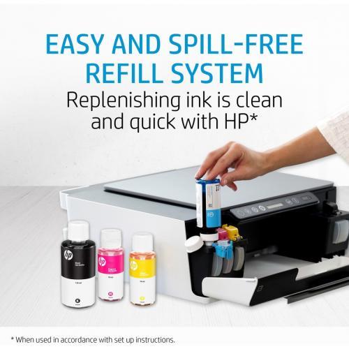 HP 952XL Ink Cartridge, Black (F6U19AN) Alternate-Image8/500
