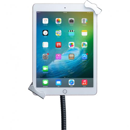 CTA Digital Compact Security Gooseneck Floor Stand For 7 13 Inch Tablets Alternate-Image8/500