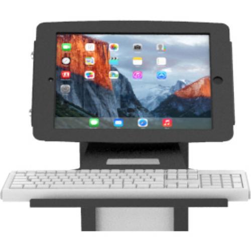 Compulocks Mounting Tray For Keyboard   Black Alternate-Image8/500