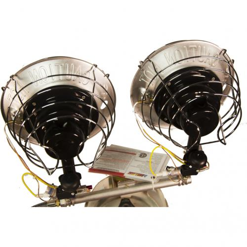 DuraHeat TT 30CSA Propane(LP) Double Tank Top Heater With Tip Over Shut Off Alternate-Image8/500