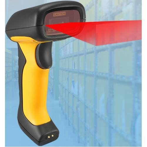 Adesso NuScan 5200TR   2.4GHz RF Wireless Antimicrobial & Waterproof 2D Barcode Scanner Alternate-Image8/500