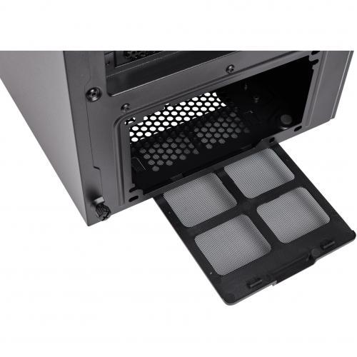 Corsair Carbide Series 275R Mid Tower Gaming Case   Black Alternate-Image8/500