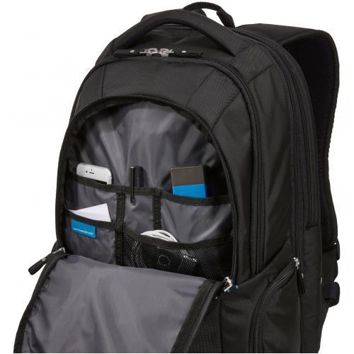 """Case Logic BEBP 315 BLACK Carrying Case (Backpack) For 15.6"""" Notebook   Black Alternate-Image8/500"""